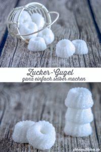 DIY Zucker-Gugel - Würfelzucker in Gugelhupfform ganz leicht selber machen - www.schninskitchen.de