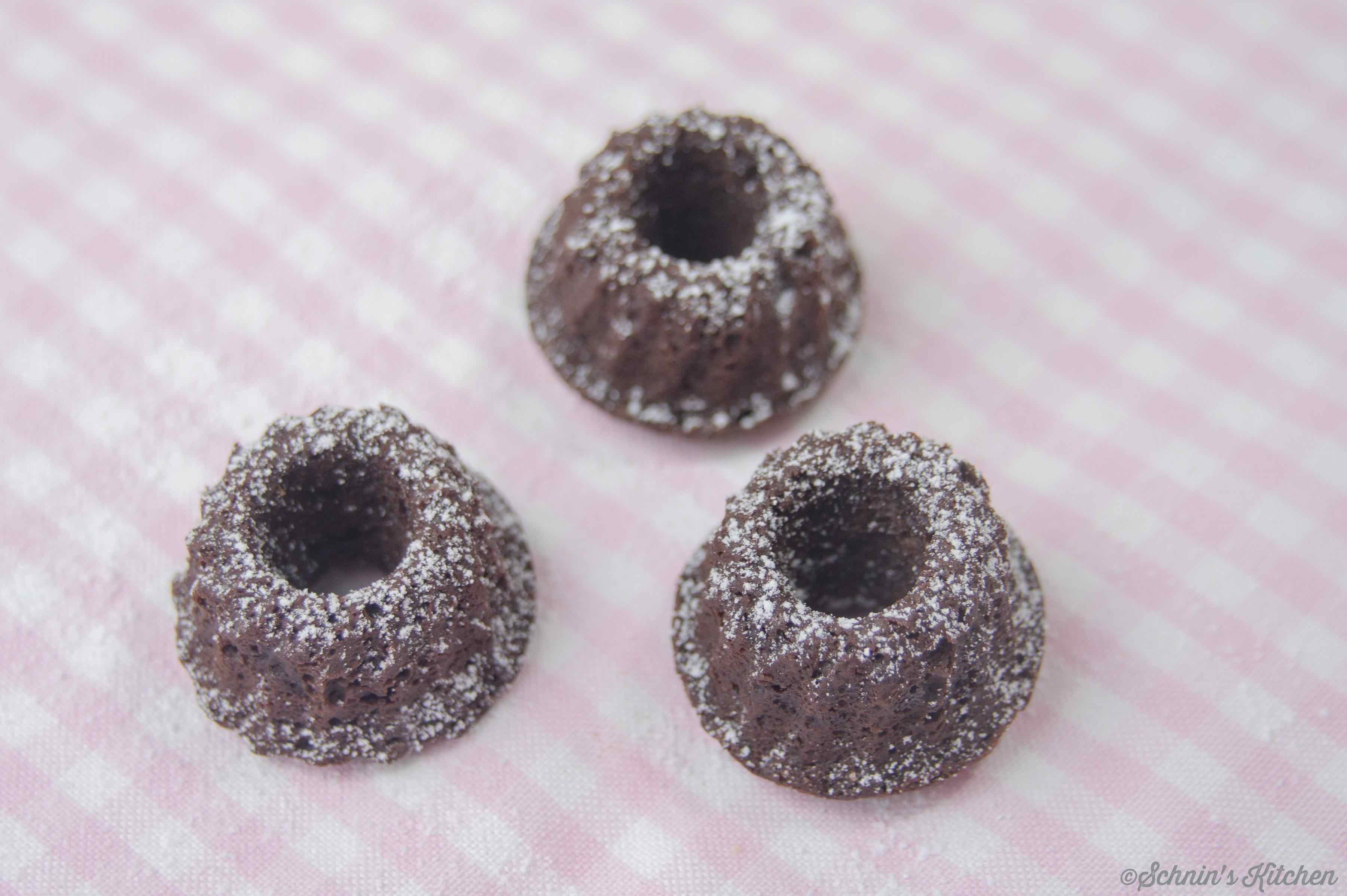 Schnin's Kitchen: Kleine Brownie-Gugel nach Cynthia Barcomi