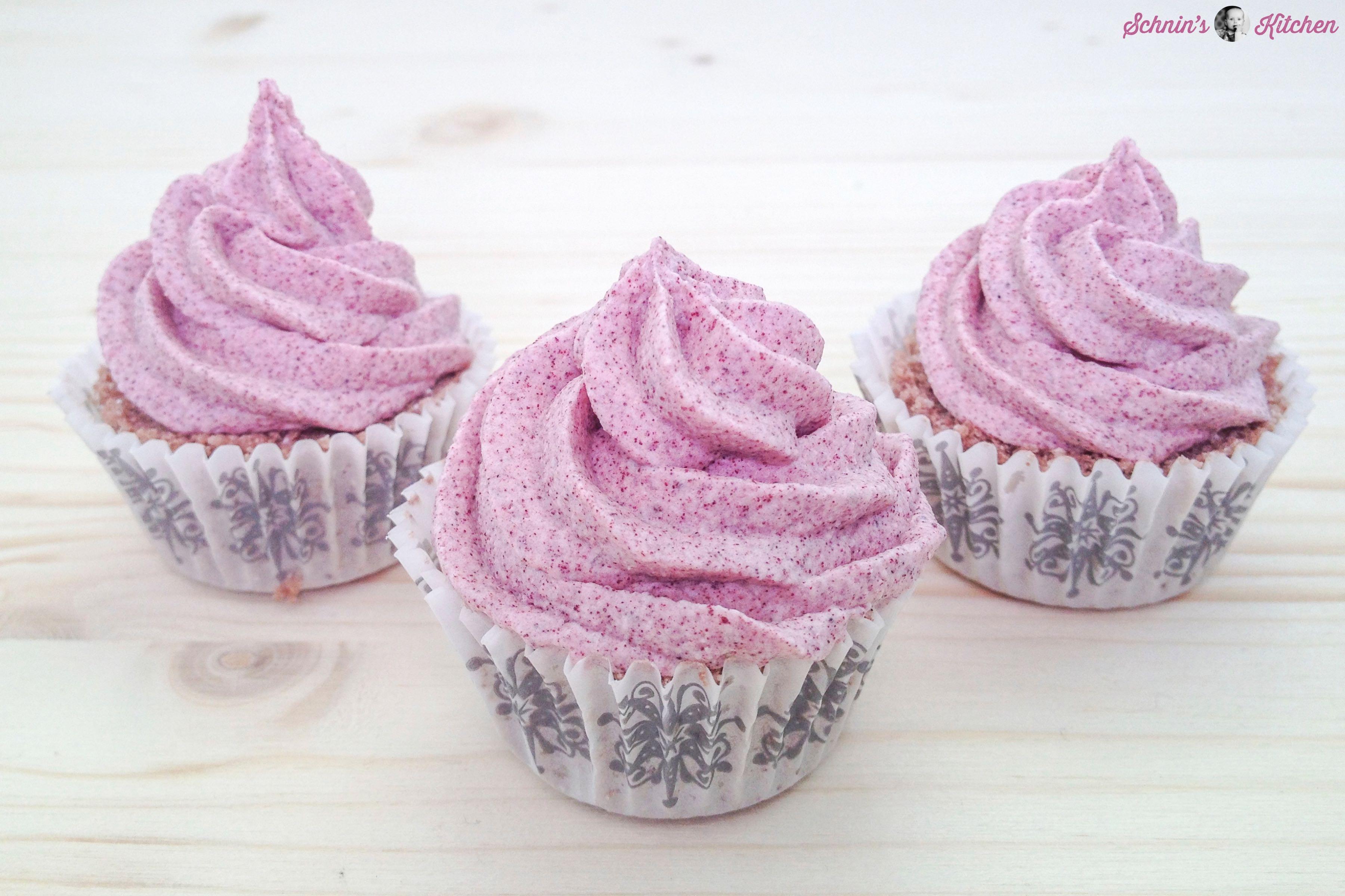 DIY - Pflegende Badebomben-Cupcakes einfach selber machen - www.schninskitchen.de