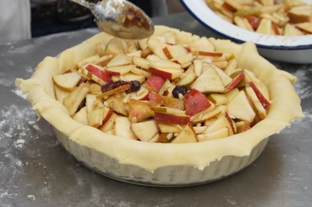 Schnin's Kitchen: American Pie Workshop - Backen wie die Cowboys