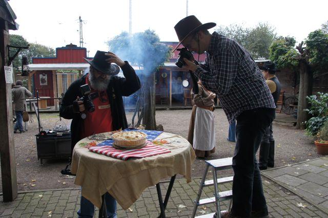 Schnin's Kitchen: American Pie Workshop - Backen wie die Cowboys