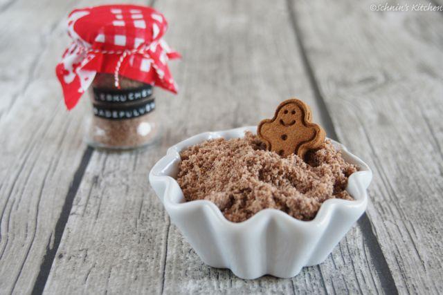 Schnin's Kitchen: Lebkuchen-Badepulver