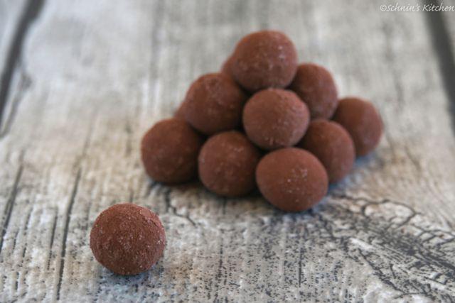 Mini-Marzipan-Kartoffeln