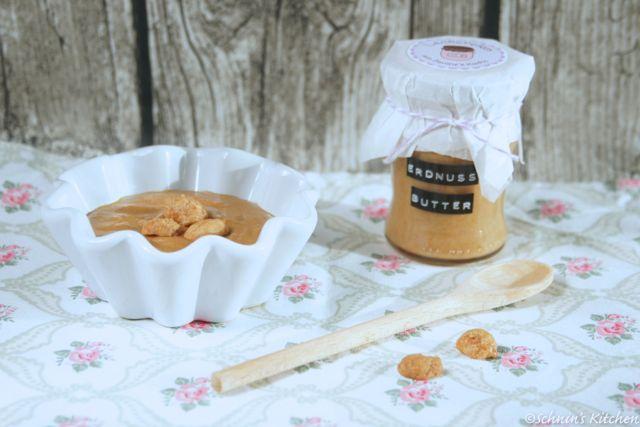 Schnin's Kitchen: Erdnussbutter selber machen