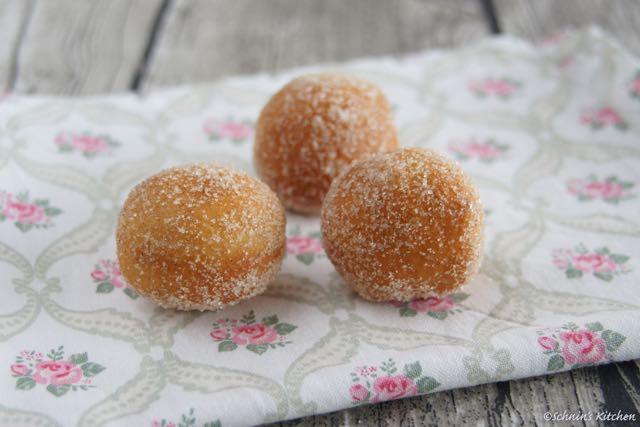 Schnin's Kitchen: Donut-Löcher