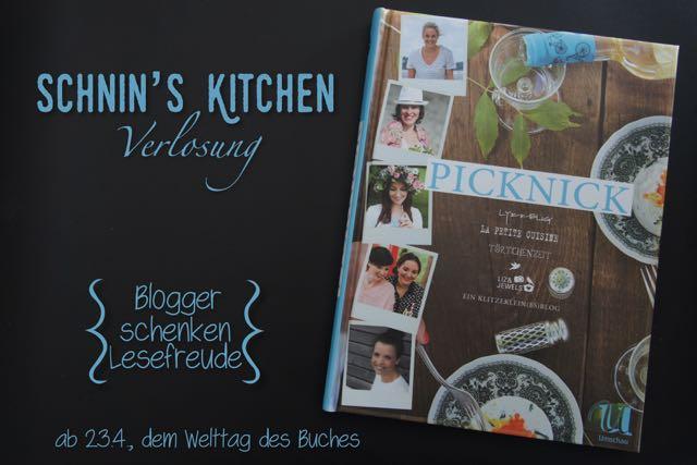 Schnin's Kitchen: Blogger schenken Lesefreude
