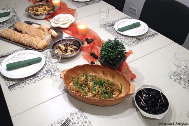 Schnin's Kitchen: Tapas-Kochkurs