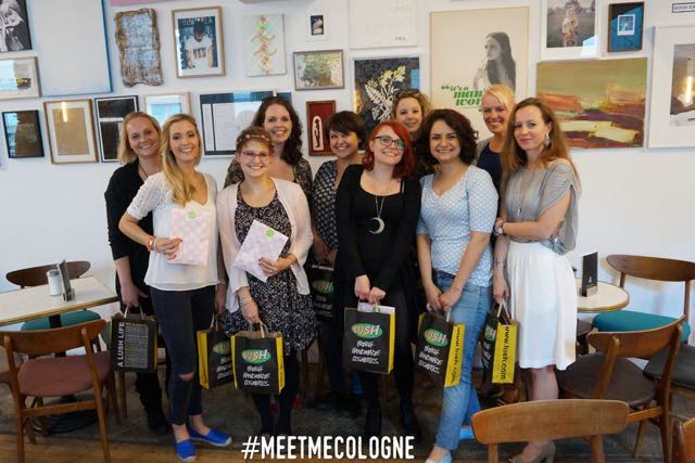 Schnin's Kitchen: Bloggertreffen - Meet me in Cologne