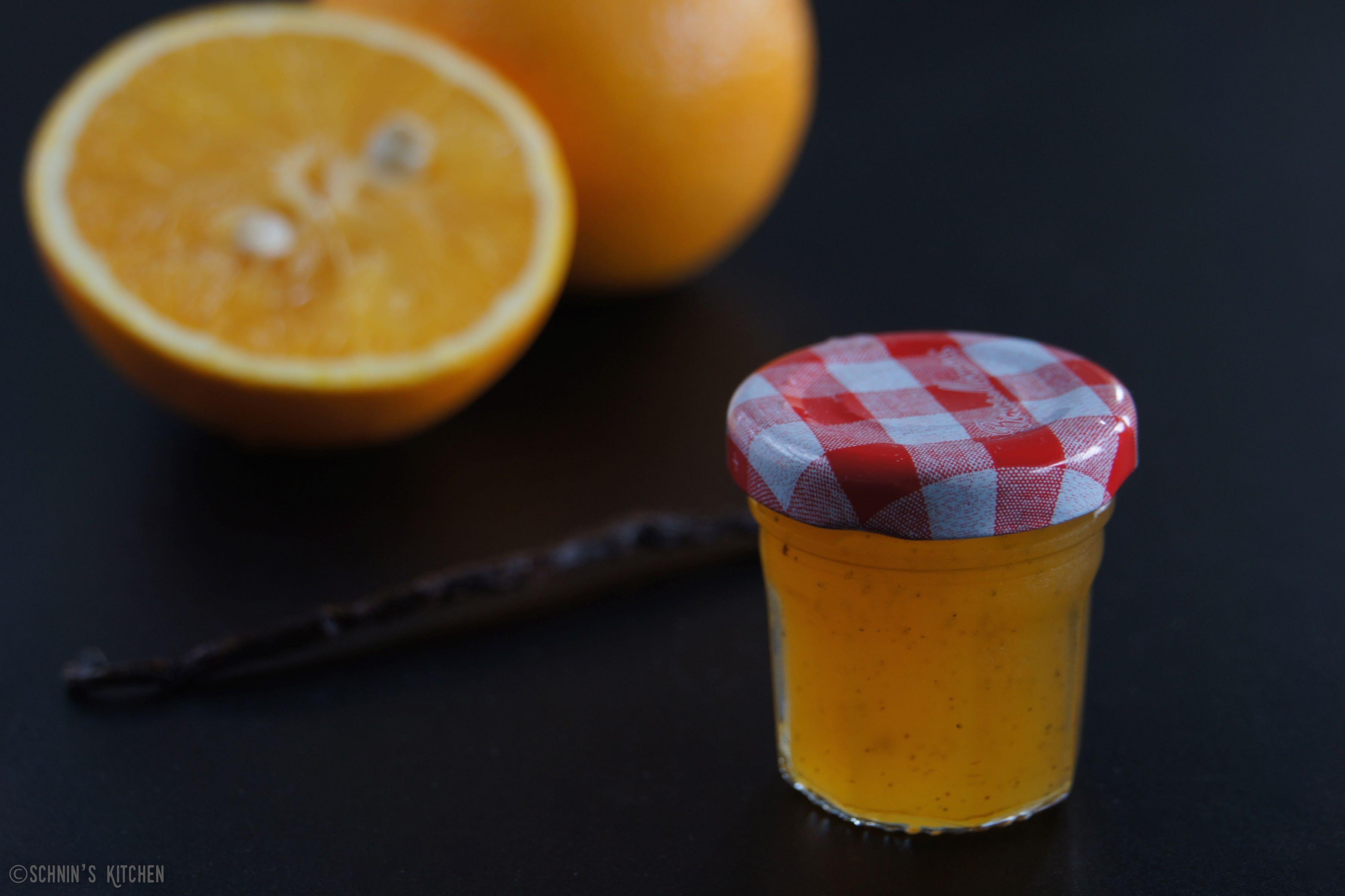 orangen vanille gelee schnin 39 s kitchen. Black Bedroom Furniture Sets. Home Design Ideas