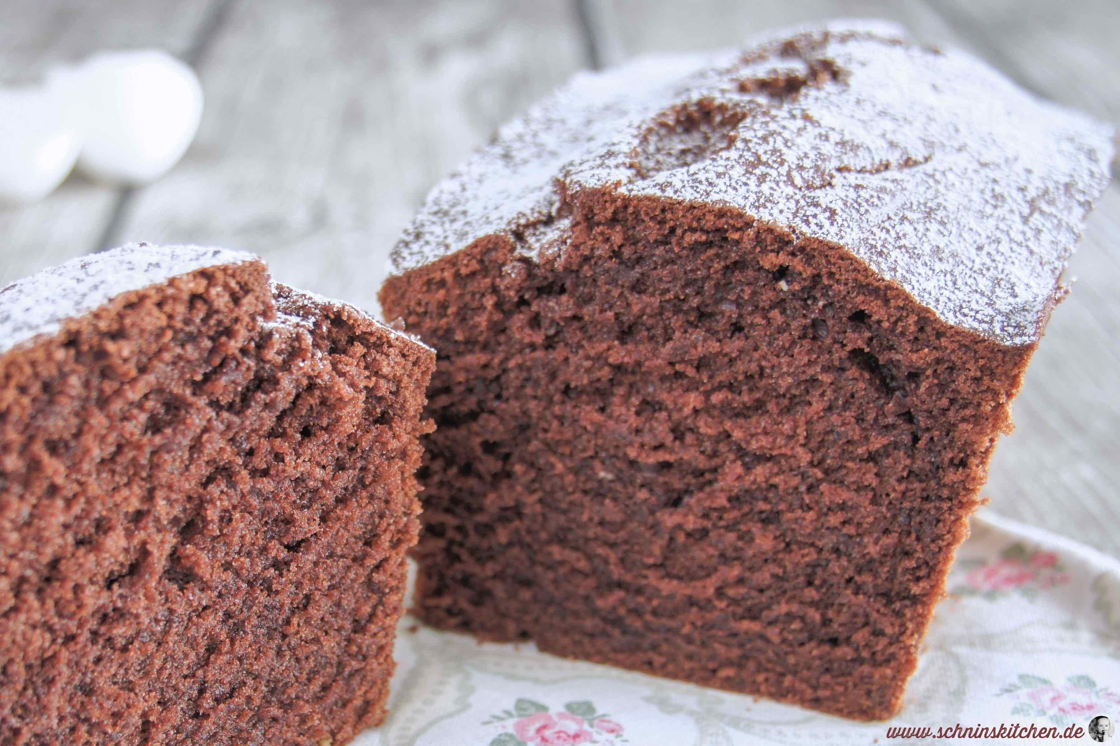 Klassischer Schokoladenkuchen | www.schninskitchen.de