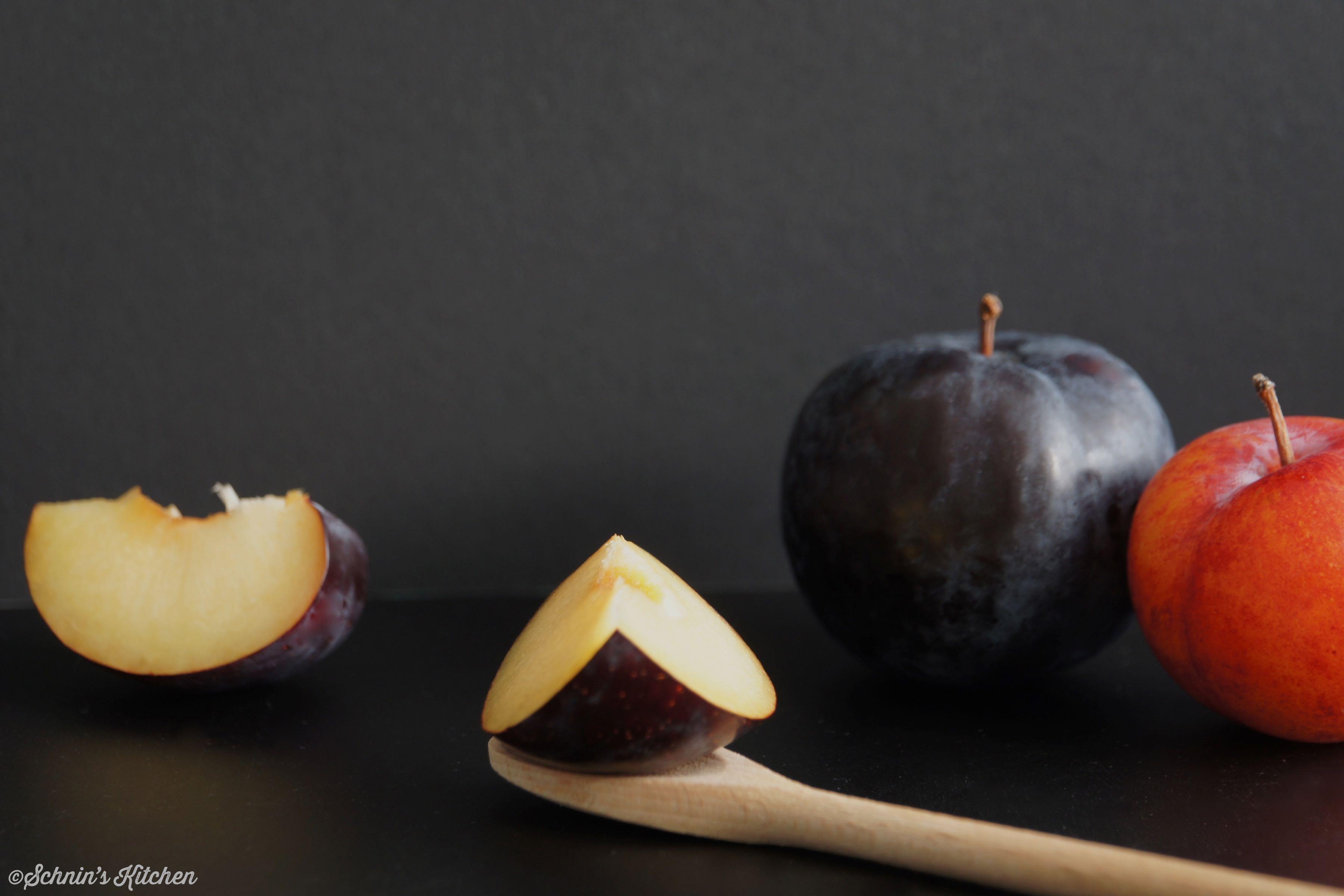 Schnin's Kitchen: Zweifarbige Pflaumenmarmelade