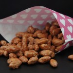 Schnin's Kitchen: Gebrannte Mandeln mit Vanille und Zimt