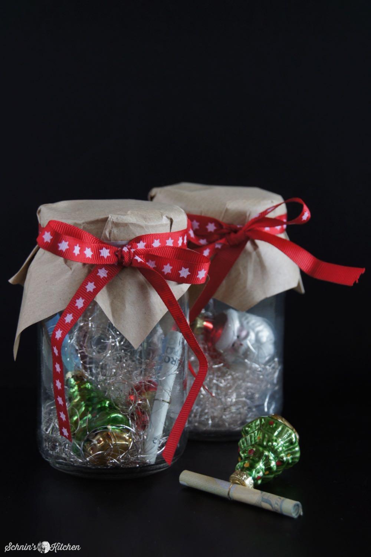 Geldgeschenke verpacken für Weihnachten - Schnins Kitchen
