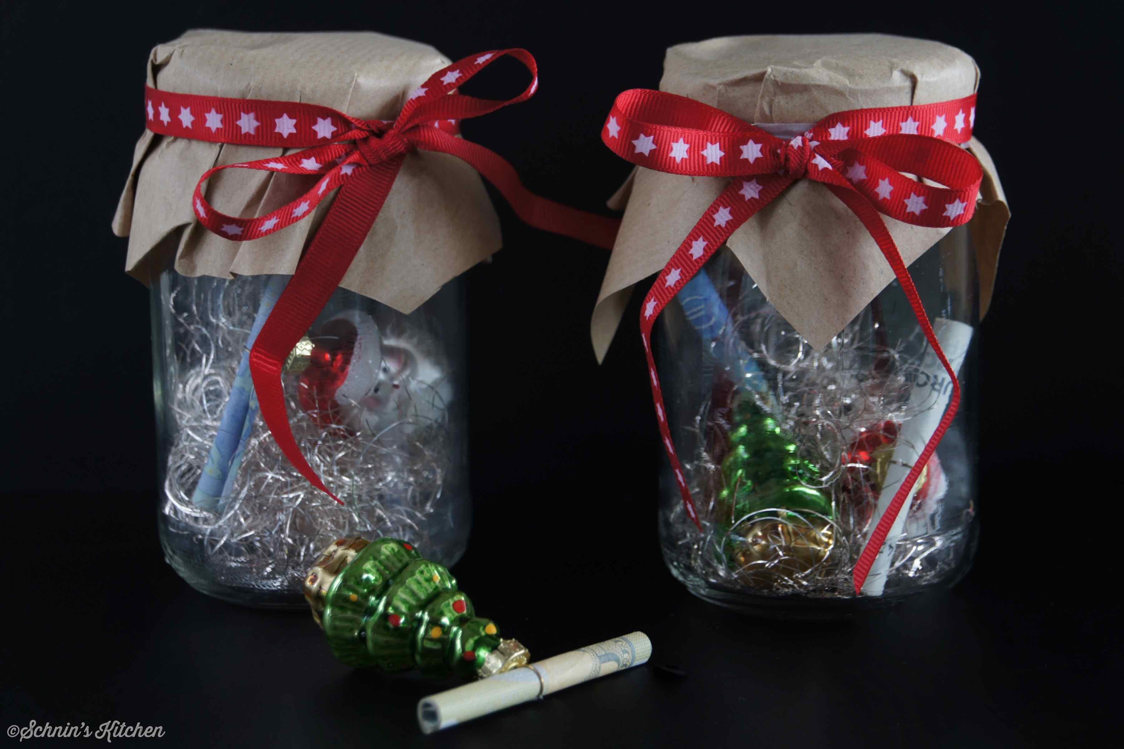 Diy} Geldgeschenke hübsch verpacken für Weihnachten