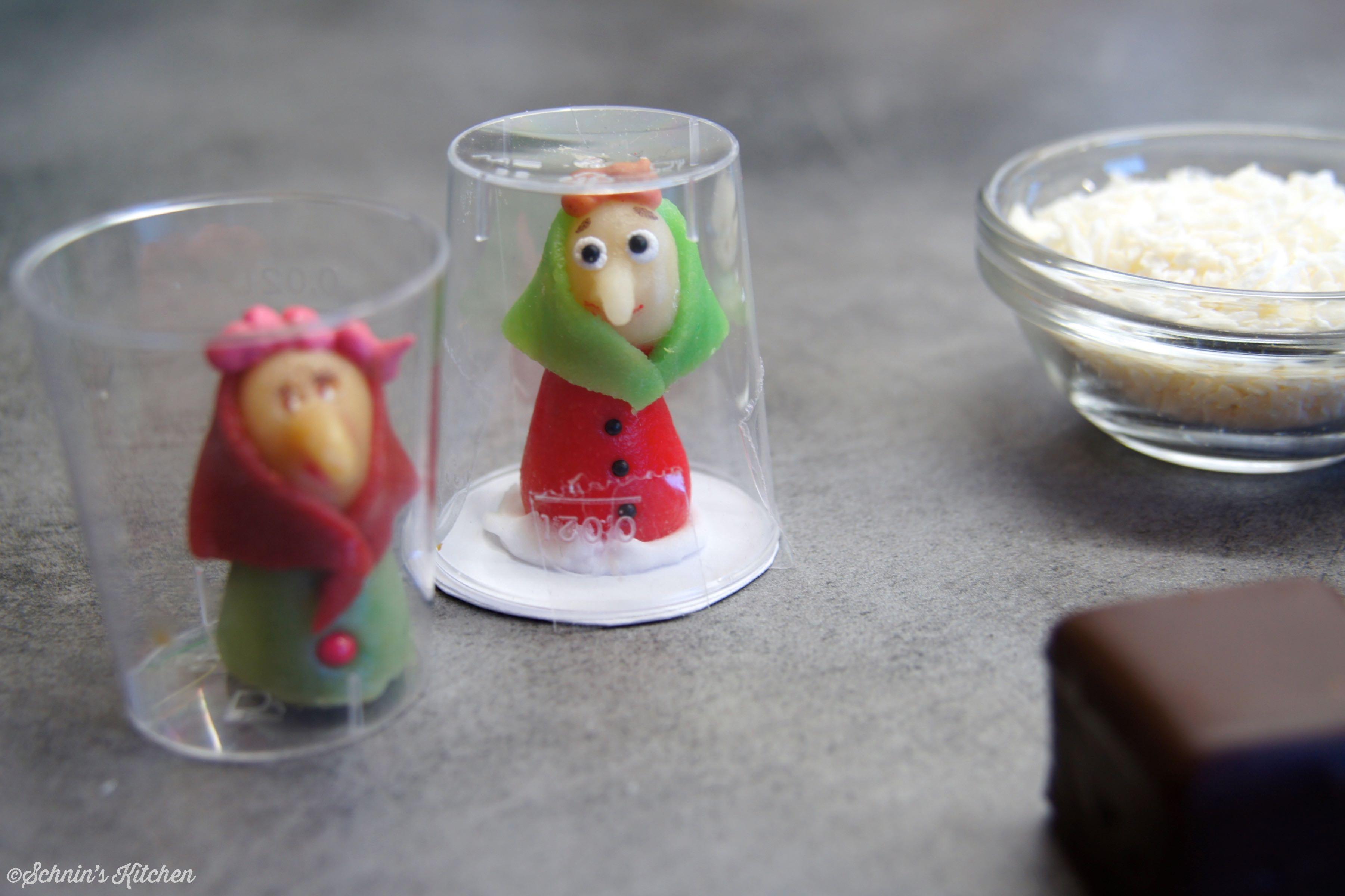 Schnin's Kitchen: DIY - Kleines Knusperhäuschen