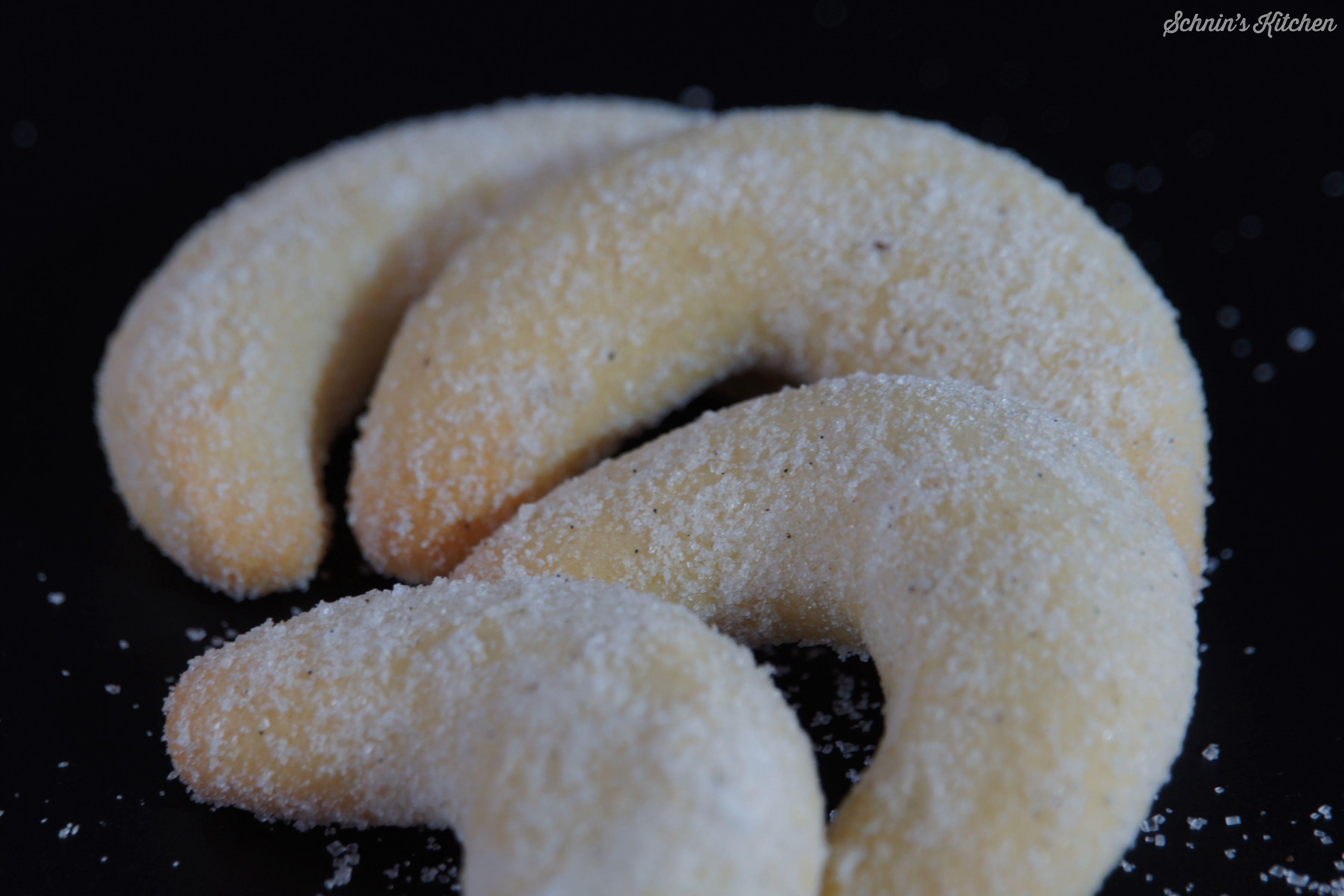 Schnin's Kitchen: Vanillekipferl