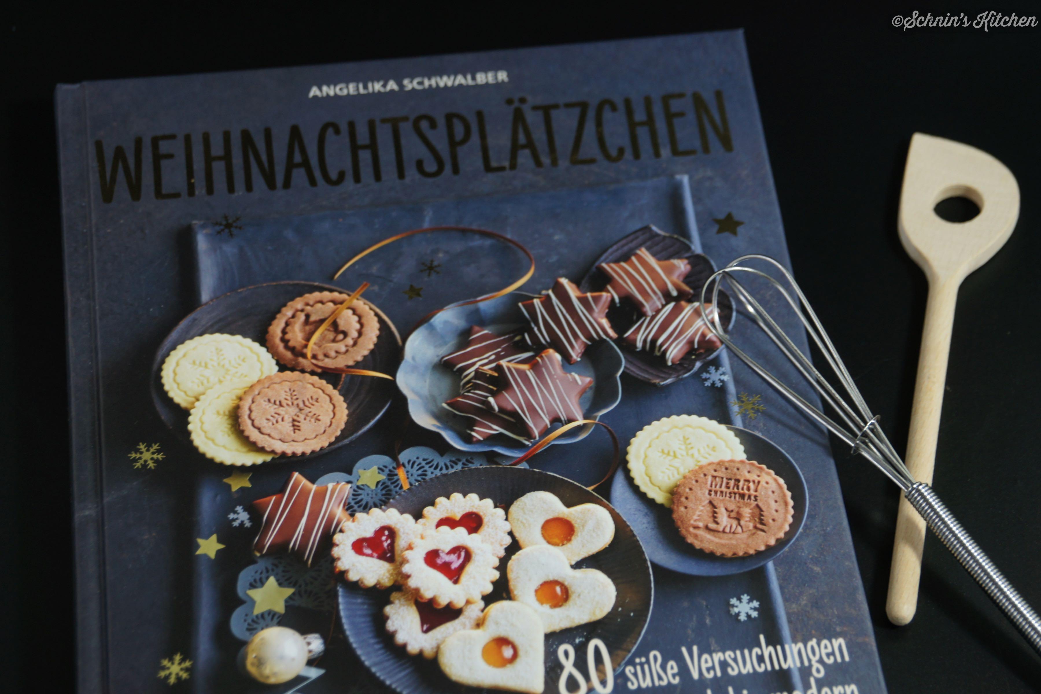Schnin's Kitchen: Buchtipp - Weihnachtsplätzchen von Angelika Schwalber