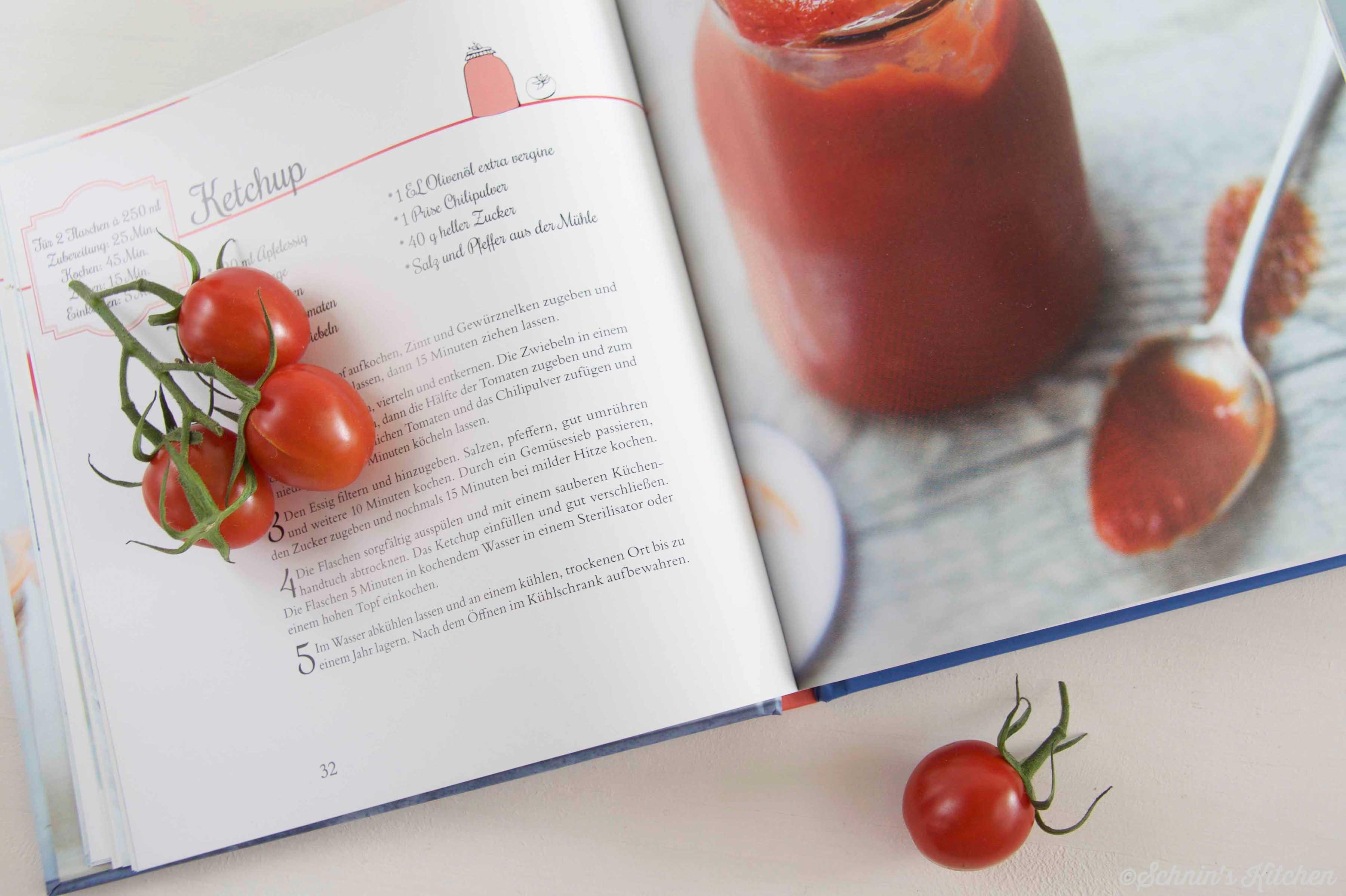 Schnin's Kitchen: Selber eingemacht - Rezension
