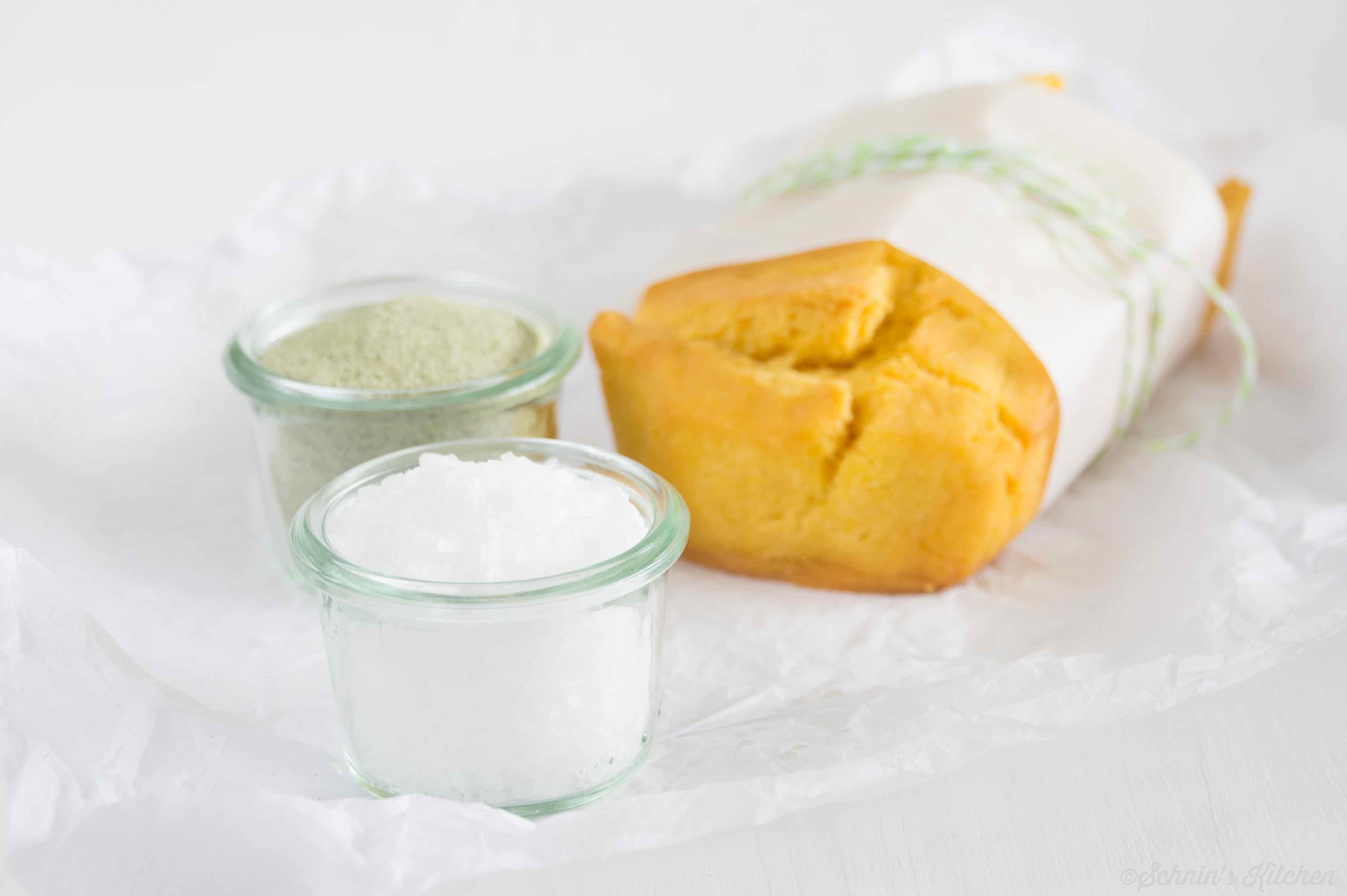 Schnin's Kitchen: Glutenfreies Maisbrot
