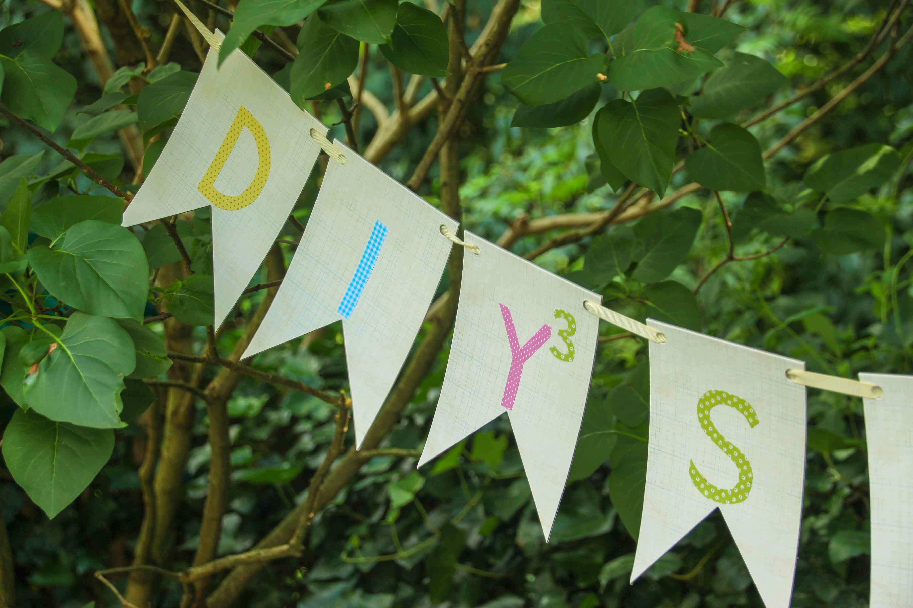 Schnin's Kitchen: DIY hoch 3 Sommerparty