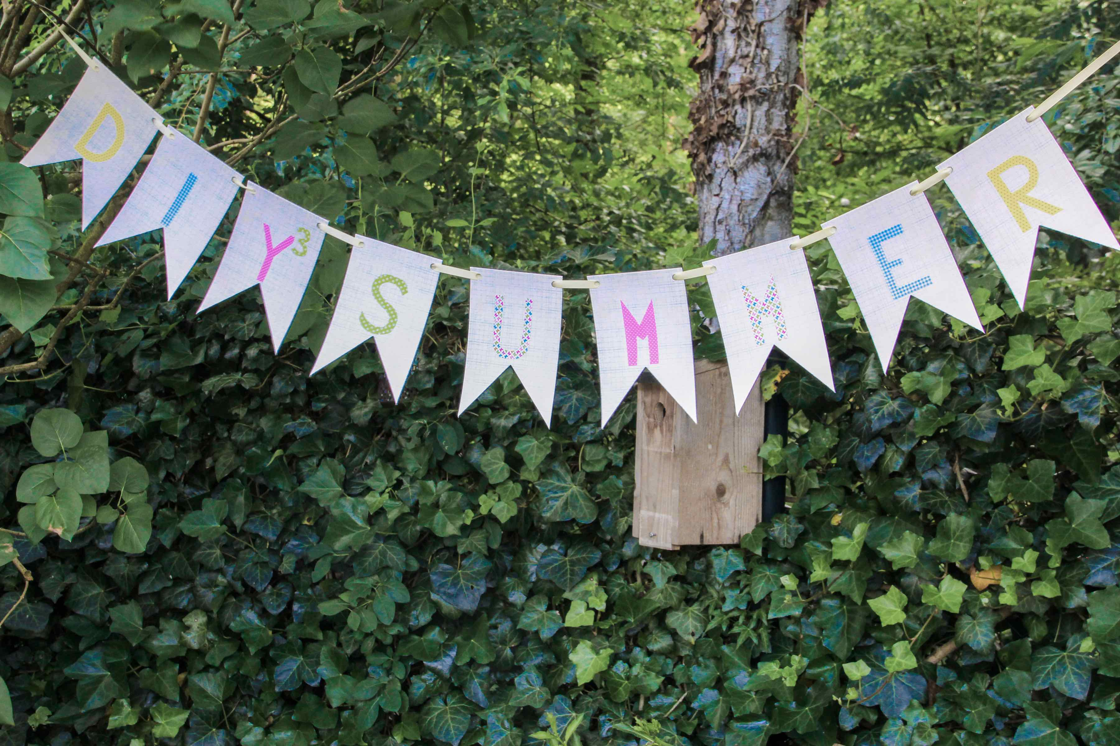 Schnin's Kitchen: DIY hoch 3 Sommerparty
