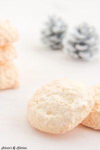 Kokosmakronen für die Weihnachtsbäckerei   www.schninskitchen.de