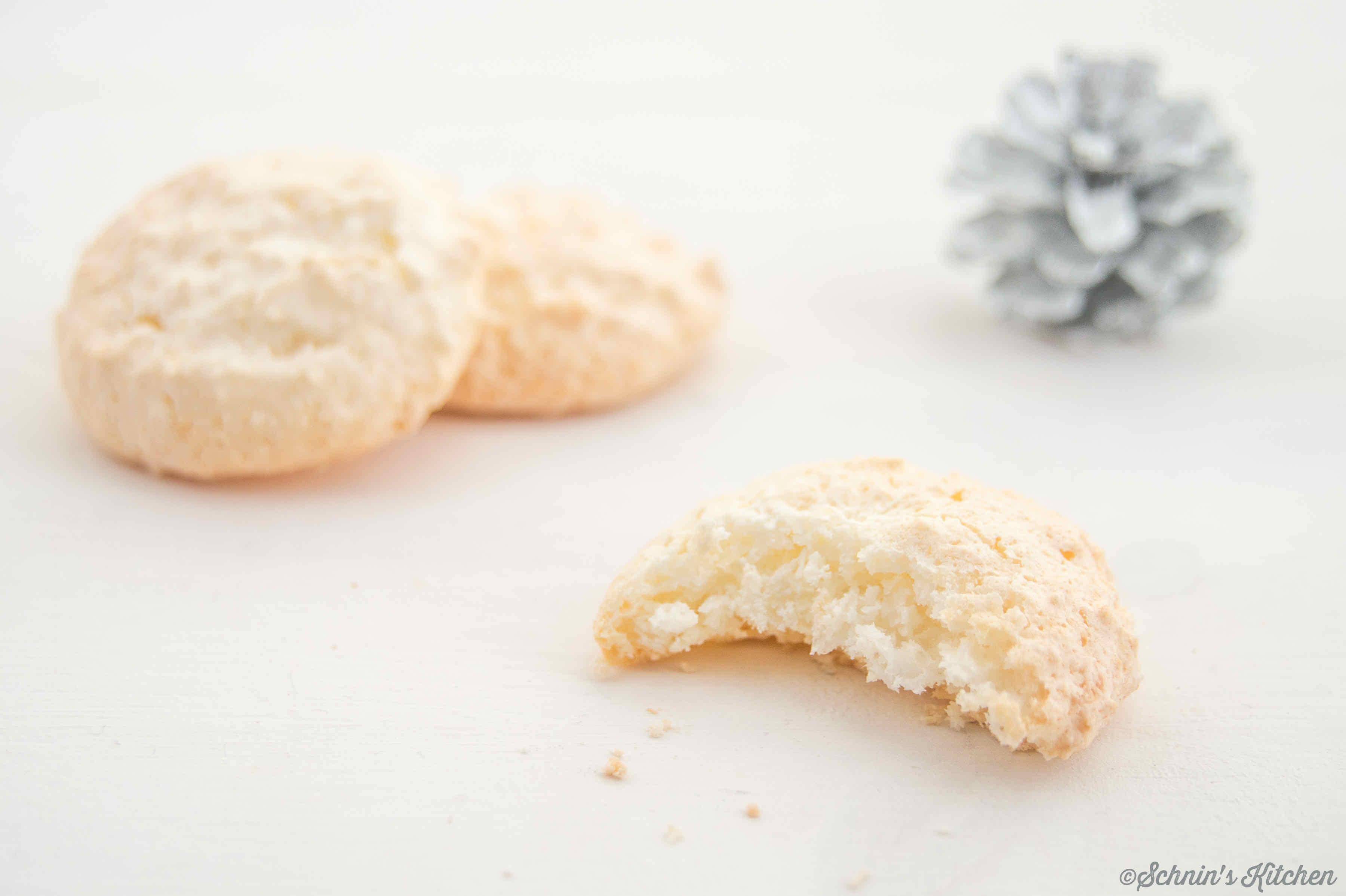 Kokosmakronen für die Weihnachtsbäckerei | www.schninskitchen.de