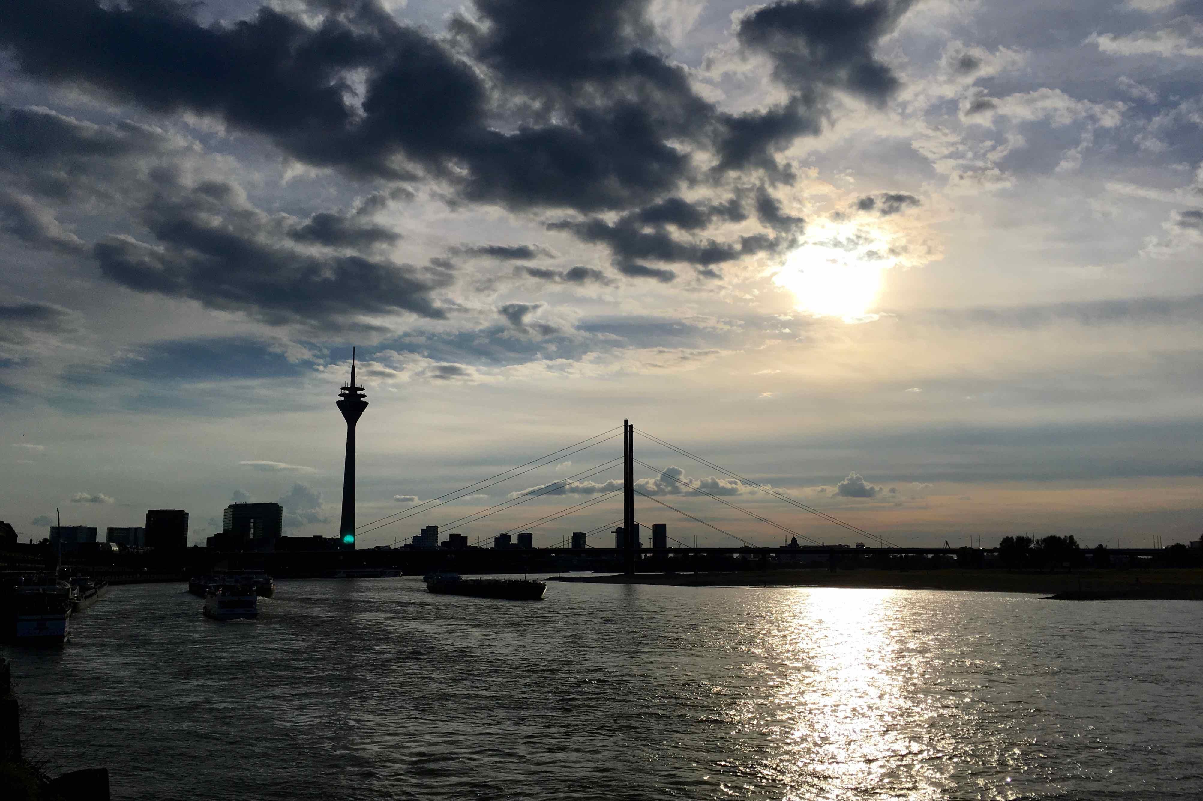 Schnin's Kitchen: StadtBloggen Düsseldorf