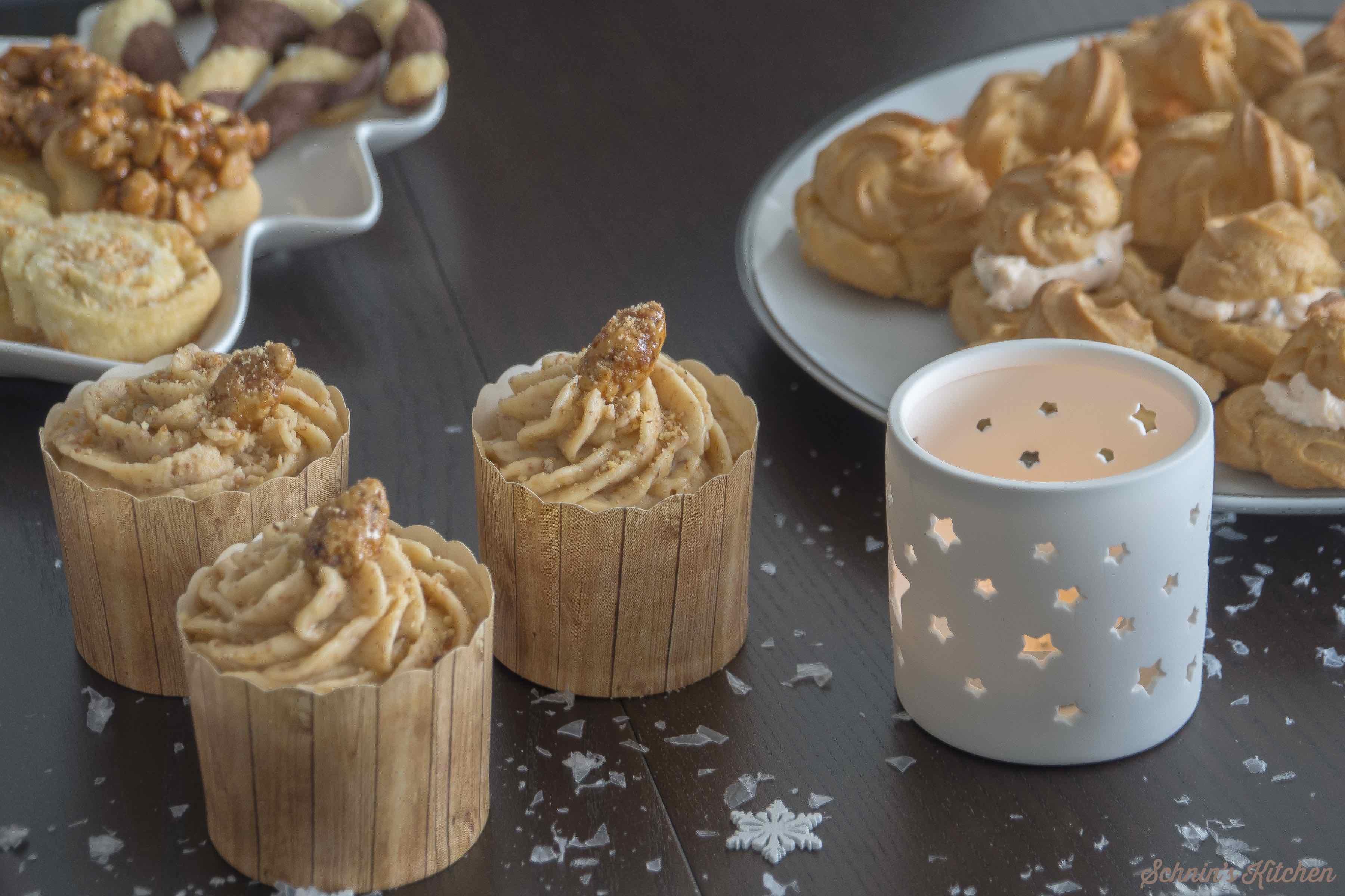 Muffins, Cupcakes und Kleingebäck - Magazine cover