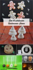 Die 10 schönsten Halloween-Ideen, Rezepte und DIYs | www.schninskitchen.de