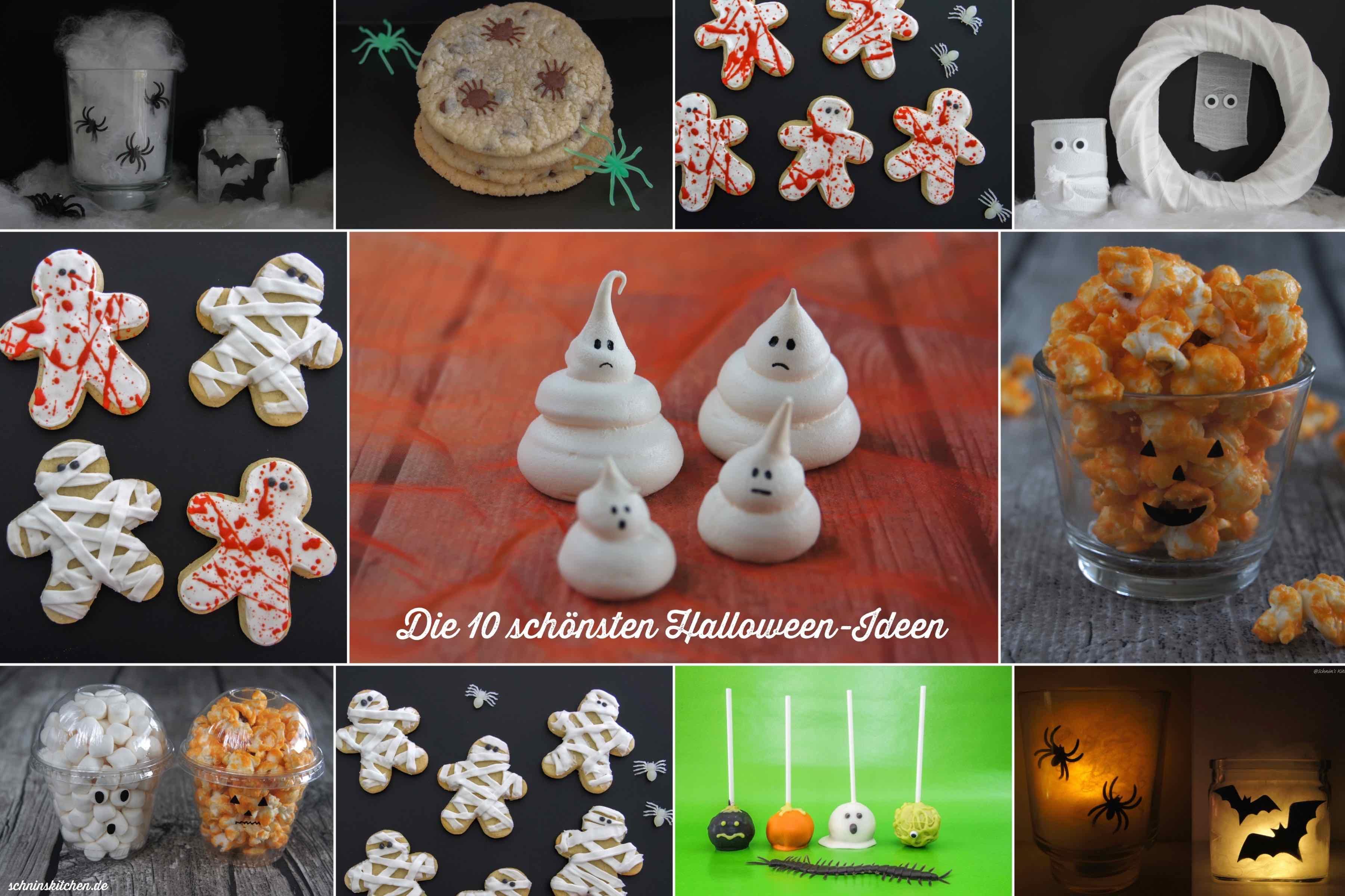 Halloween-Ideen
