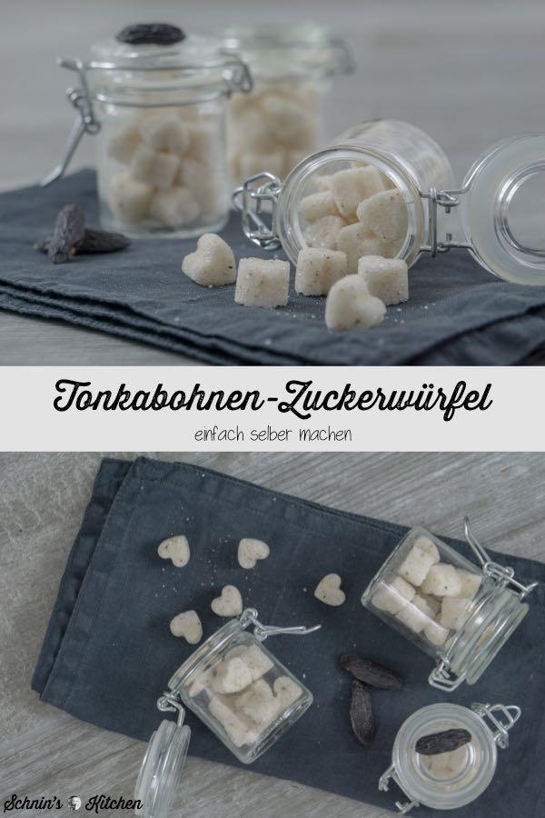 Tonkabohnen-Zuckerwürfel | www.schninskitchen.de