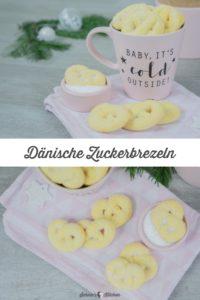 Dänische Zuckerbrezeln - Plätzchen aus der Weihnachtsbäckerei | www.schninskitchen.de