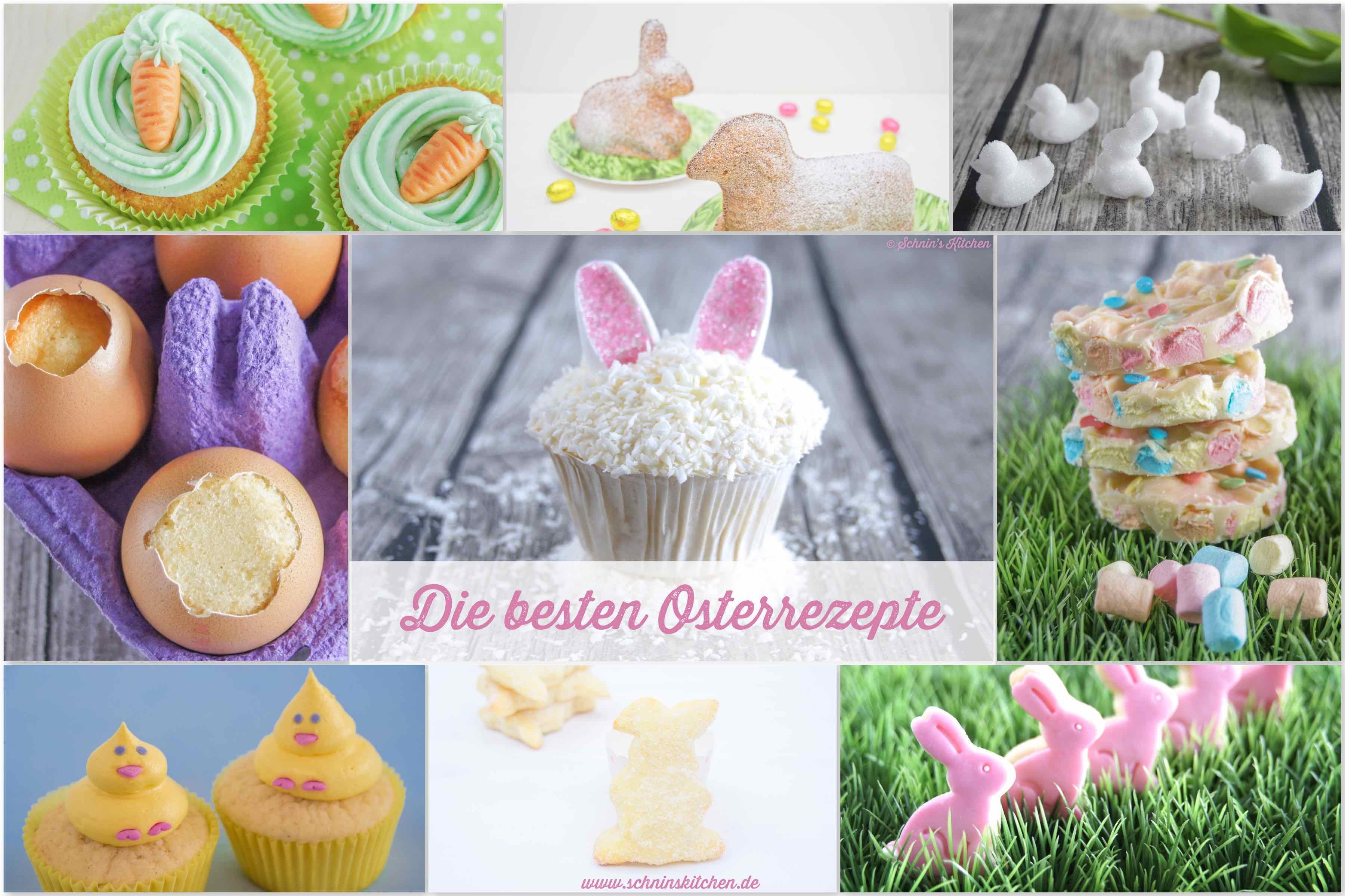 Die besten Osterrezepte, DIYs und Ideen rund um Ostern | www.schninskitchen.de
