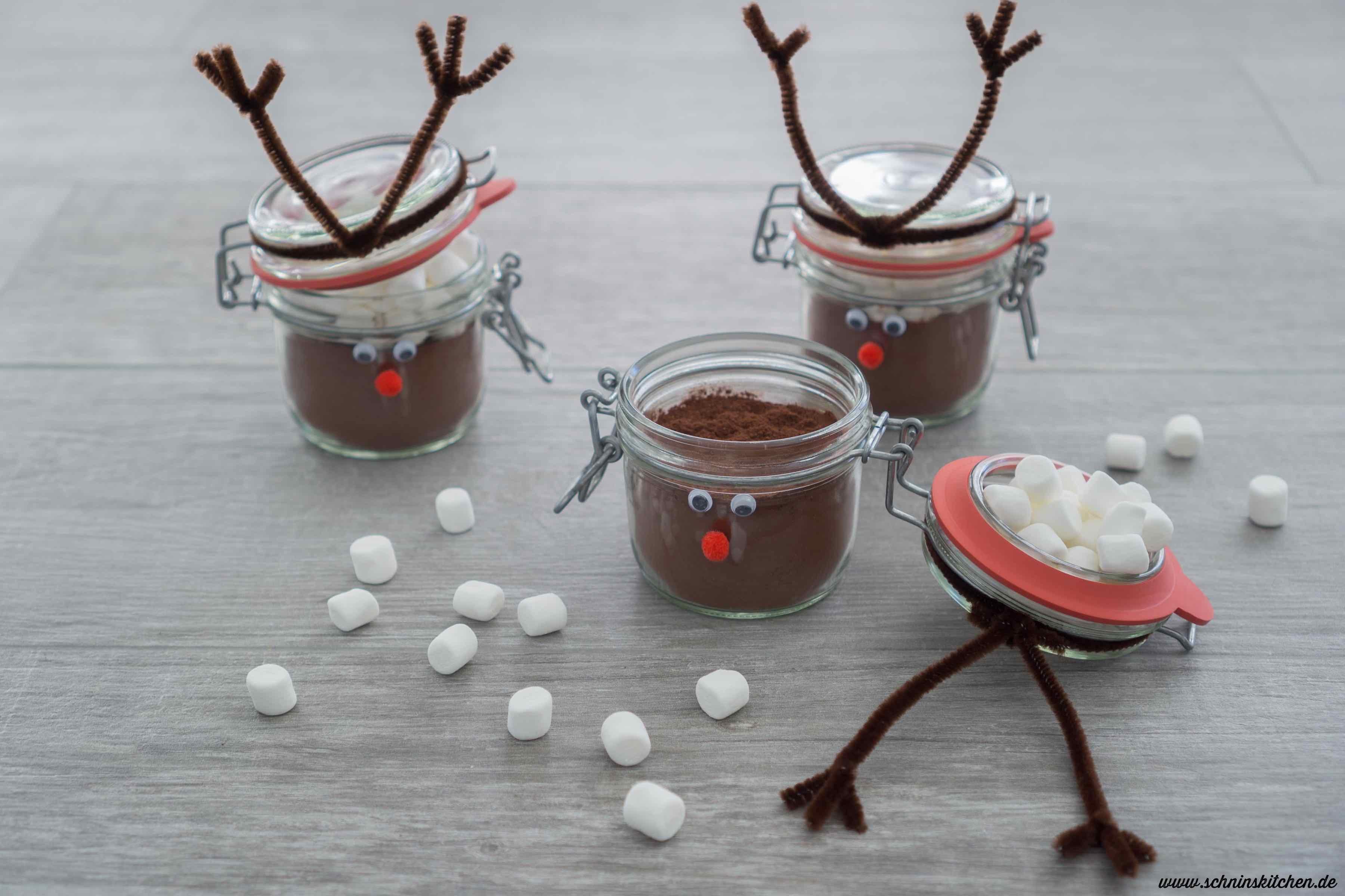 Weihnachtskakao selber machen - Schnin\'s Kitchen